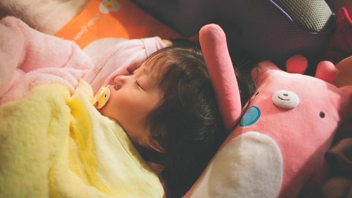 晚安。寶貝